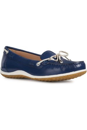 Geox Vegan Leather Loafer
