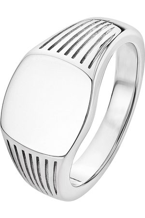 The Love Silver Collection Sterling Signet Ring