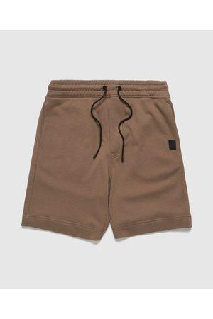 HUGO BOSS Men's Skoleman Fleece Shorts