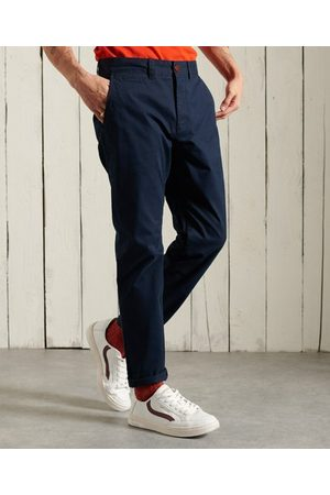 Superdry Men Chinos - Core Slim Chino Trousers