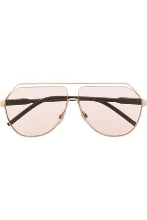 Dolce & Gabbana Men Sunglasses - DG2266 aviator-frame sunglasses