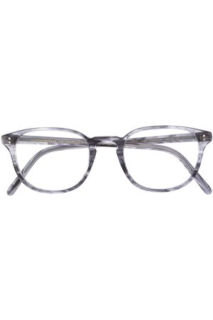 Oliver Peoples Fairmont round-frame glasses