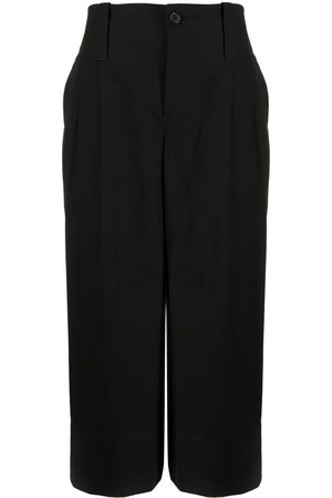 J.W.Anderson Cropped wide leg trousers