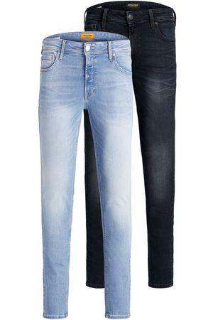 Jack & Jones Men Skinny - 2-pack Liam Original Agi Skinny Fit Jeans
