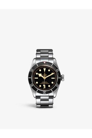 TUDOR M79230N-0009 Black Bay 41 stainless-steel automatic watch