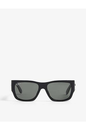 Ray-Ban RB2187 square-frame sunglasses