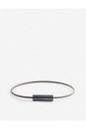 Le Gramme Cable Le 5g silver