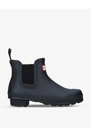 Hunter Original Chelsea rubber ankle boots