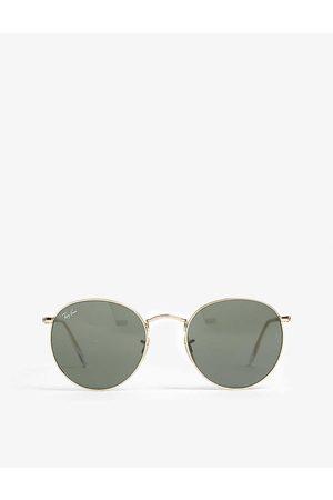 Ray-Ban RB3447 phantos-frame sunglasses