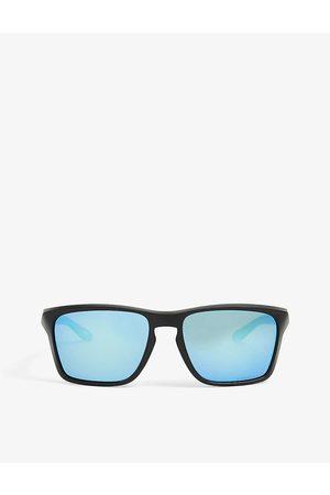 Oakley OO9448 Sylas rectangular-framed acetate sunglasses