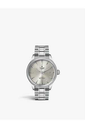TUDOR Men Watches - M12500-0001 Style stainless-steel automatic watch