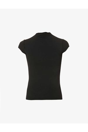 The Line By K Reese high-neck stretch-jersey top