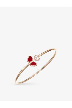 Chopard Happy Hearts Wings 18ct rose