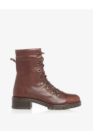 Dune Paz leather biker boots