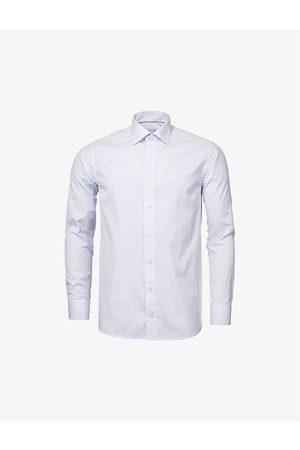 Eton Business cotton slim-fit poplin shirt