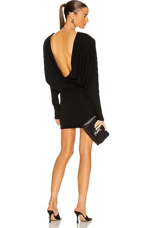 ALEXANDRE VAUTHIER Women Party Dresses - Dolman Mini Dress in