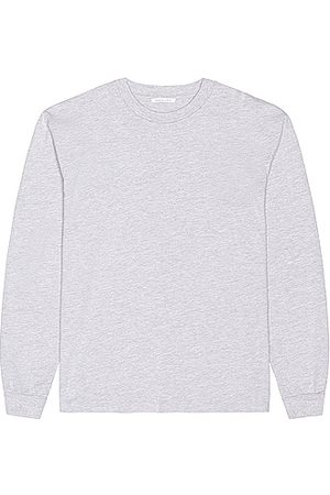 JOHN ELLIOTT Men Long Sleeve - Long Sleeve University Tee in Organic
