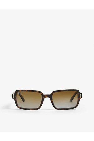 Ray-Ban RB2189 rectangular-frame sunglasses