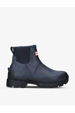 Hunter Field Balmoral Hybrid rubber boots