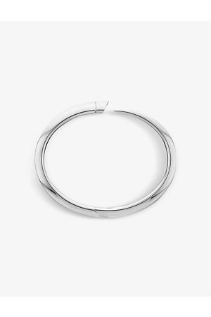 SHAUN LEANE Women Bracelets - Tusk Sabre sterling bangle