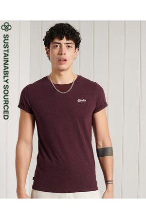 Superdry Men Short Sleeve - Organic Cotton Vintage Embroidery T-Shirt