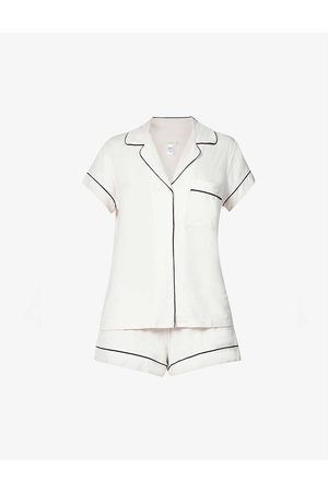Eberjey Gisele stretch-jersey pyjama set