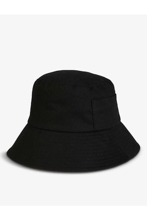 Lack of Color Wave pocketed cotton-twill bucket hat