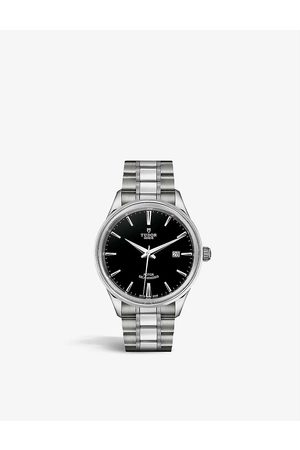TUDOR Men Watches - M12700-0002 Style stainless-steel automatic watch