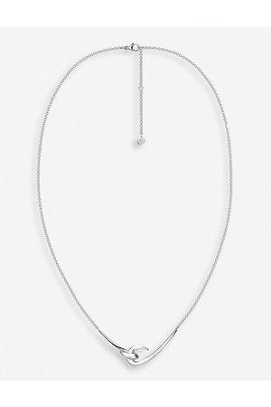 SHAUN LEANE Hook silver pendant