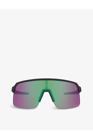 Oakley OO9463 39 Sutro acetate wraparound sunglasses