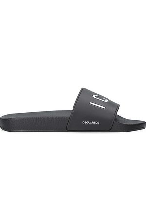 Dsquared2 Icon pool rubber sliders