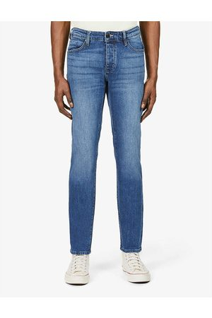 NEUW Iggy slim-fit skinny organic stretch-denim jeans
