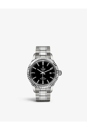 TUDOR M12110-0003 Style stainless-steel automatic watch
