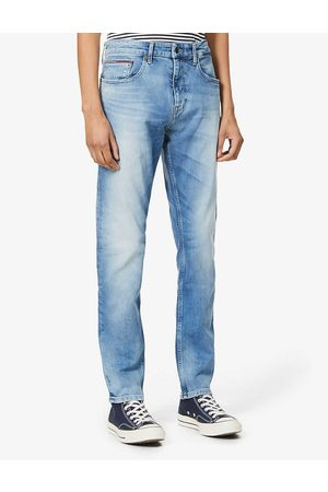 Tommy Hilfiger Austin tapered stretch-denim jeans