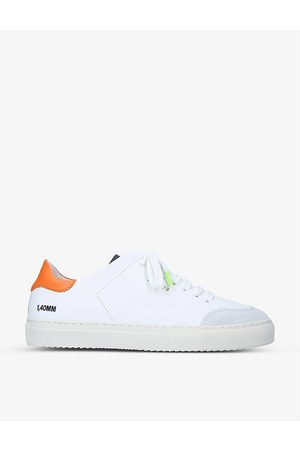 Axel Arigato Clean 90 Triple leather low-top trainers