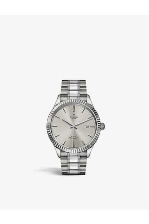 TUDOR M12710-0001 Style stainless-steel automatic watch