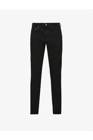 Ted Baker Tapered regular-fit stretch-denim jeans