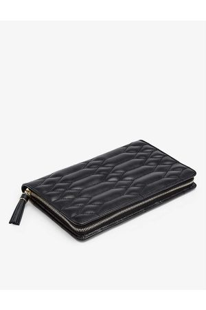 The Alkemistry WOLF Caroline large quilted-leather jewellery portfolio
