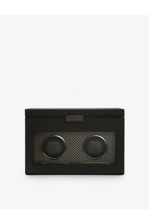 The Alkemistry WOLF Axis double-watch winder