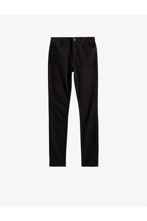 Claudie Pierlot Skinny high-rise stretch-denim jeans