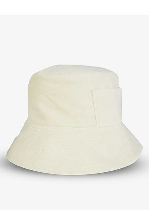Lack of Color Wave pocketed terry cotton bucket hat