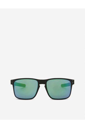 Oakley Oo4123 square-frame sunglasses