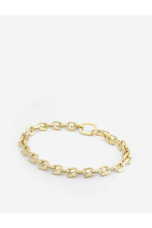 Givenchy G-Link extra-small -toned chain bracelet