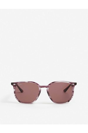 Ray-Ban RB 4306 hexagonal-frame nylon sunglasses