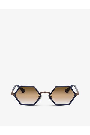 Persol PO2472S metal and crystal sunglasses