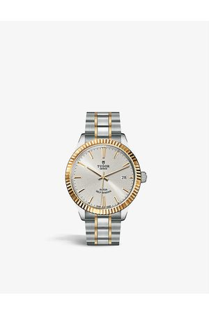 TUDOR M12513-0003 Style stainless-steel and 18ct - automatic watch