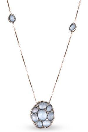 RODNEY RAYNER 18kt rose gold Via Roma necklace