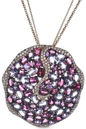 RODNEY RAYNER 18kt rose gold Laguna necklace