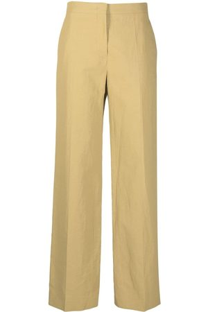 Jil Sander Women Trousers - High-waisted tailored trousers