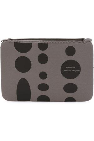 Comme Des Garçons Wallet Tablets - Comme des Garçons x Côte&Ciel polka dot iPad case
